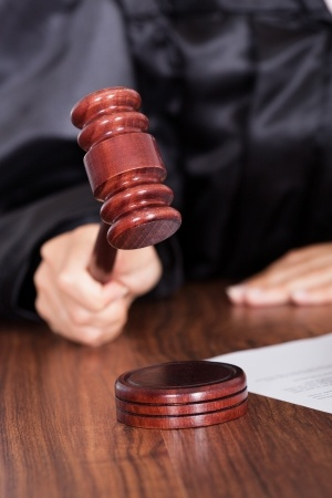 personal injury trial