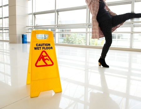 slip trip and fall accidents