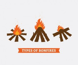 campfire safety tips