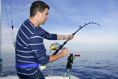 saltwater fishing safety