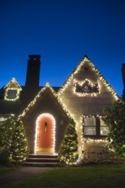 Christmas Lights Safety Tips