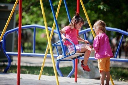 Playground accidents