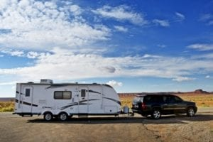 travel trailer accident