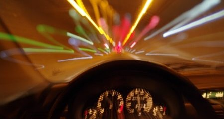 night driving car accidents