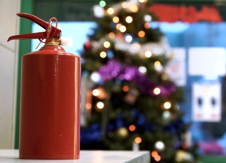 winter holiday season accidents and injuries