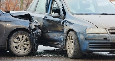 side-impact car accident