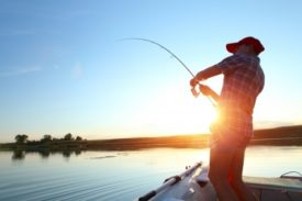 Freshwater fishing safety