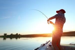 Freshwater fishing safety