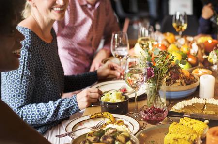 Thanksgiving social host