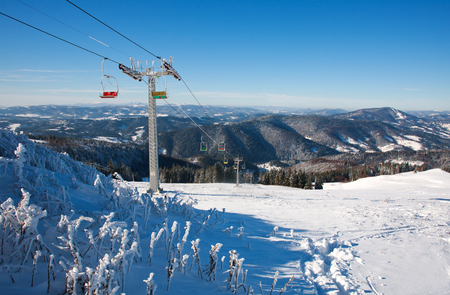 Personal Injury Ski Chairlift Accident