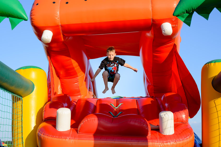 bouncy house accidents