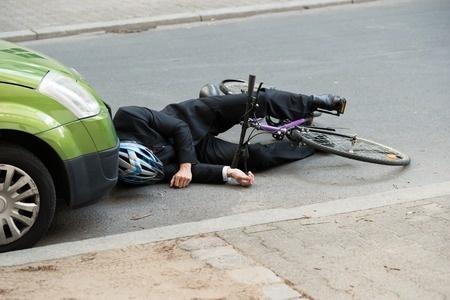 Hit and Run bike accident