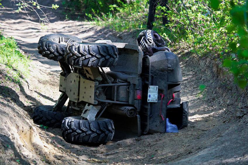 ATV vs dirt bike accidents