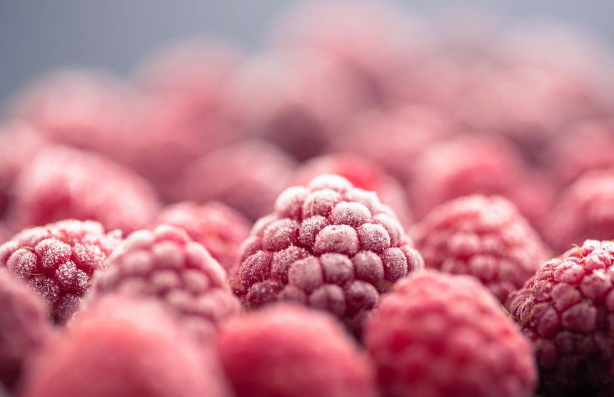 frozen red raspberries recall