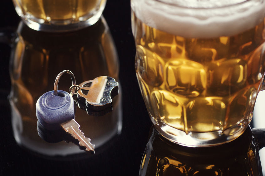drunk driving accident statistics