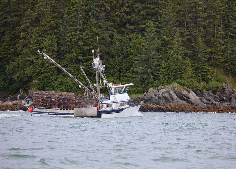 Fishing vessel accident